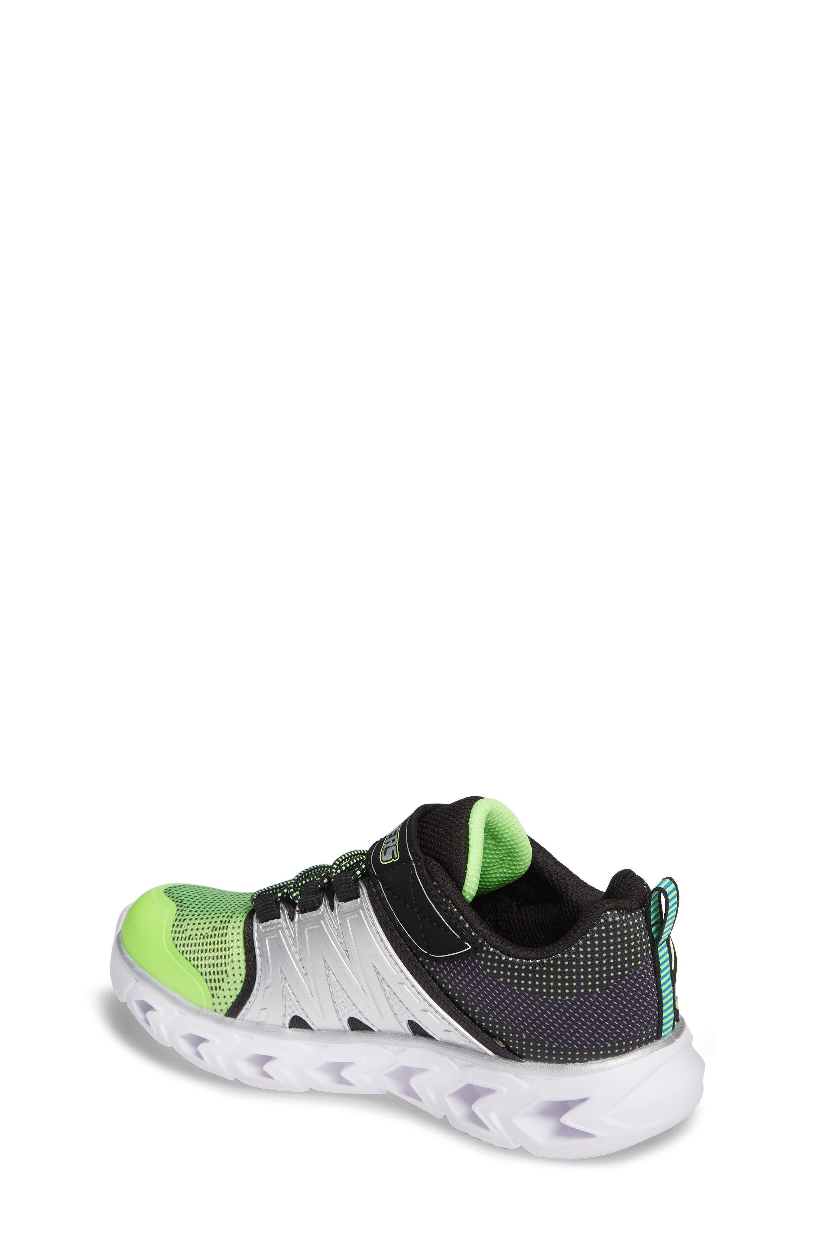 Hypno-Flash 2.0 Sneakers,                             Alternate thumbnail 6, color,                             Lime/ Black