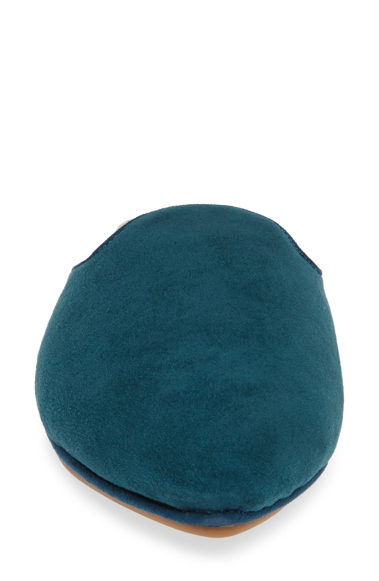 Vidi Mule,                             Alternate thumbnail 6, color,                             Teal Suede