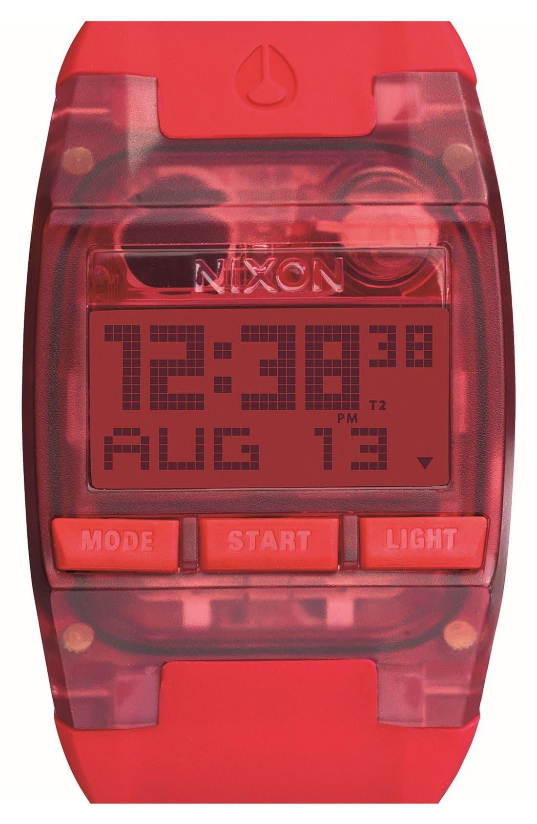 Alternate Image 1 Selected - Nixon 'Comp' Digital Watch, 38mm