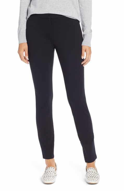 b9d3f31f293 Halogen® Ponte Skinny Pants (Regular   Petite)