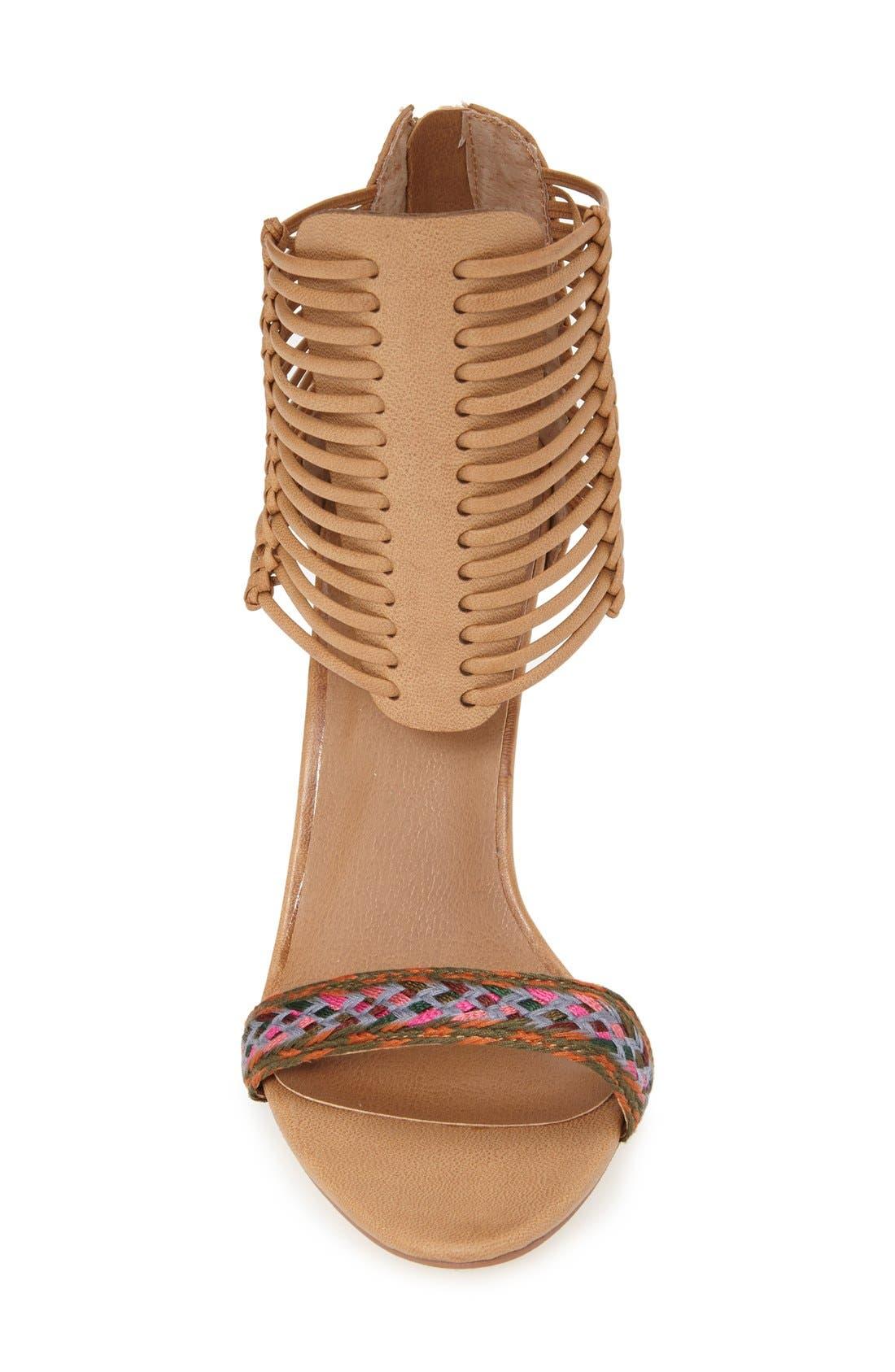 Alternate Image 3  - KENDALL + KYLIE Madden Girl 'Demie' Sandal (Women)