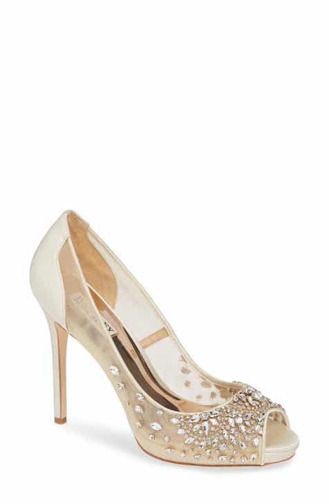 fa6c4fb5bffe Women s Badgley Mischka Collection Wedding Shoes