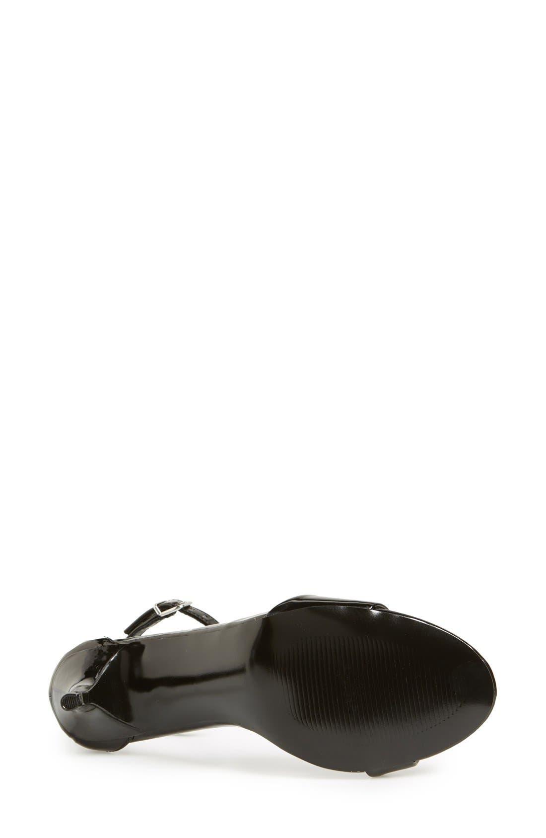 Alternate Image 2  - Steve Madden 'Sillly' Ankle Strap Sandal (Women)