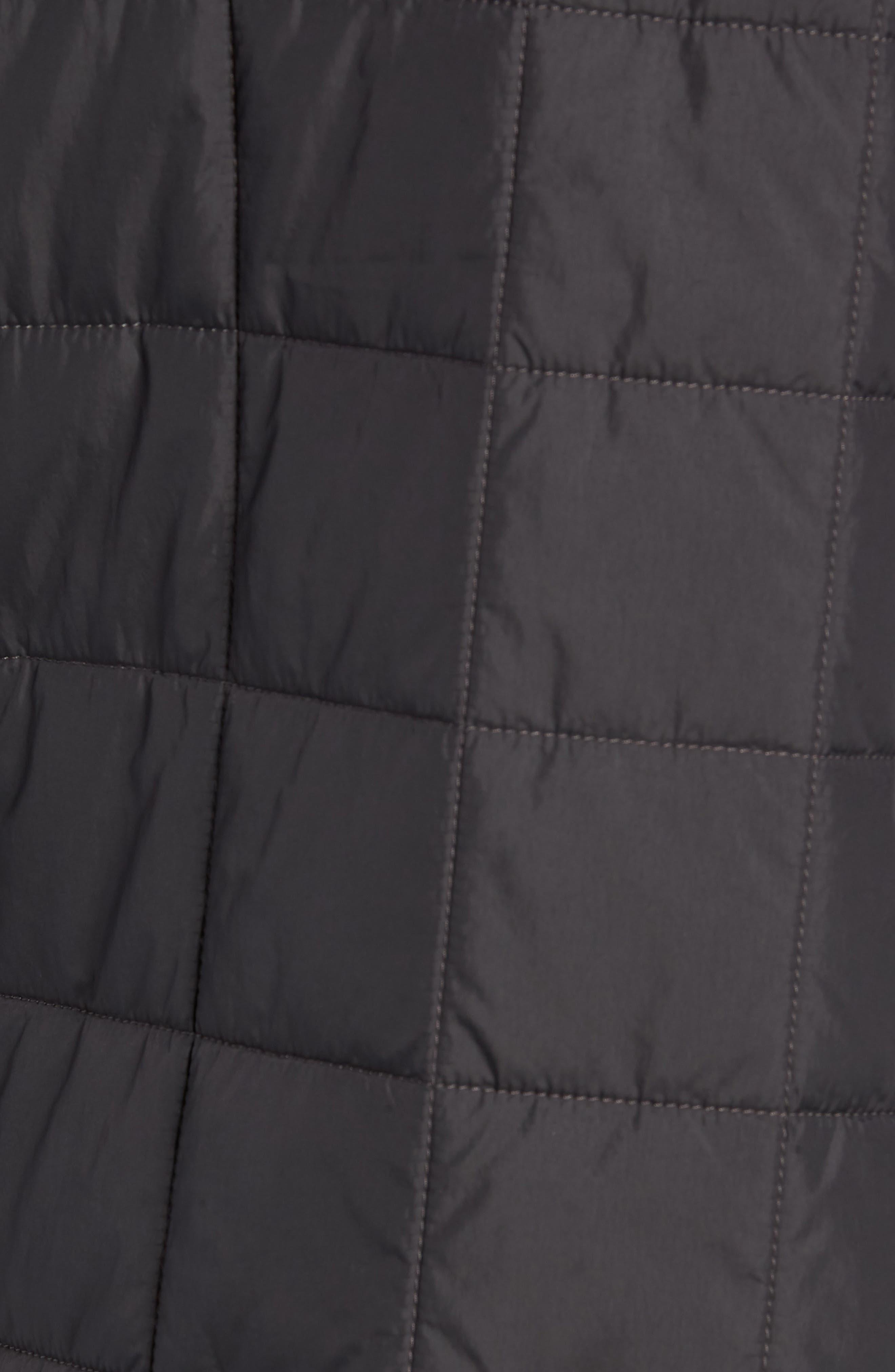 Harway Heatseaker<sup>™</sup> Jacket,                             Alternate thumbnail 3, color,                             Asphalt Grey