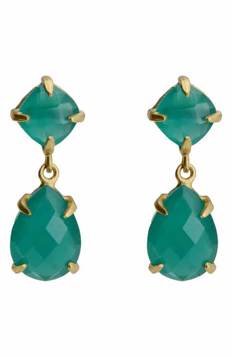 Karen London Deo Drop Earrings