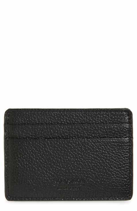 6ca54859ede Nordstrom Men s Shop Midland RFID Leather Card Case