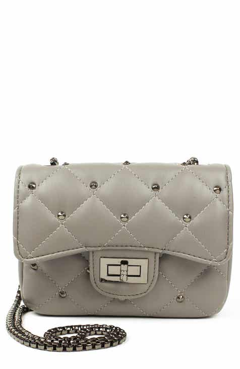 8153f62ce24e Popatu Quilted Crossbody Bag (Girls)