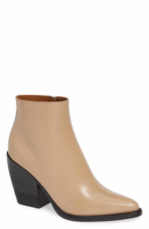 bd9023fea583 Chloé Rylee Ankle Bootie (Women) (Nordstrom Exclusive)