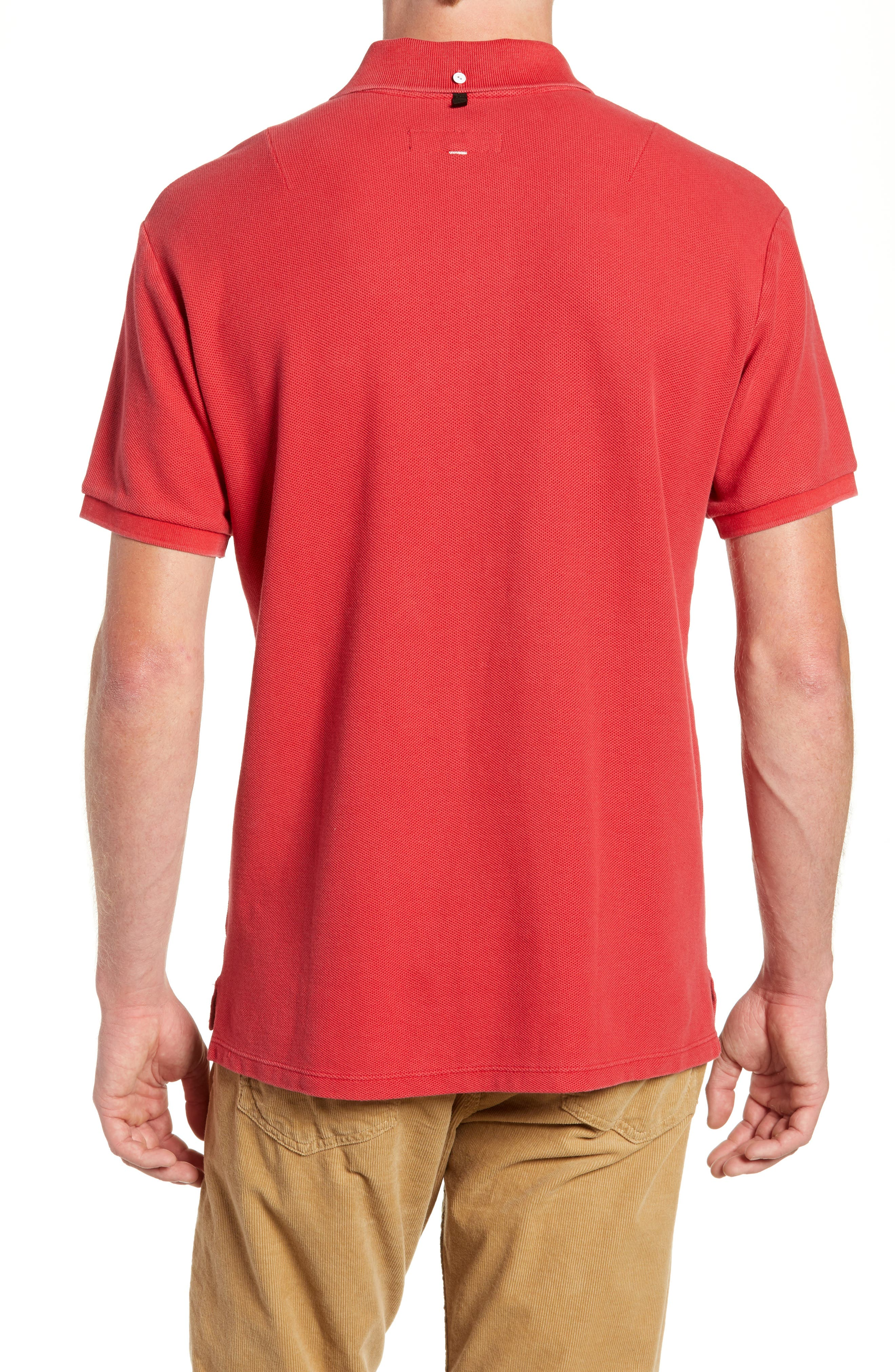 Mens Yellow Polo Shirts Nordstrom