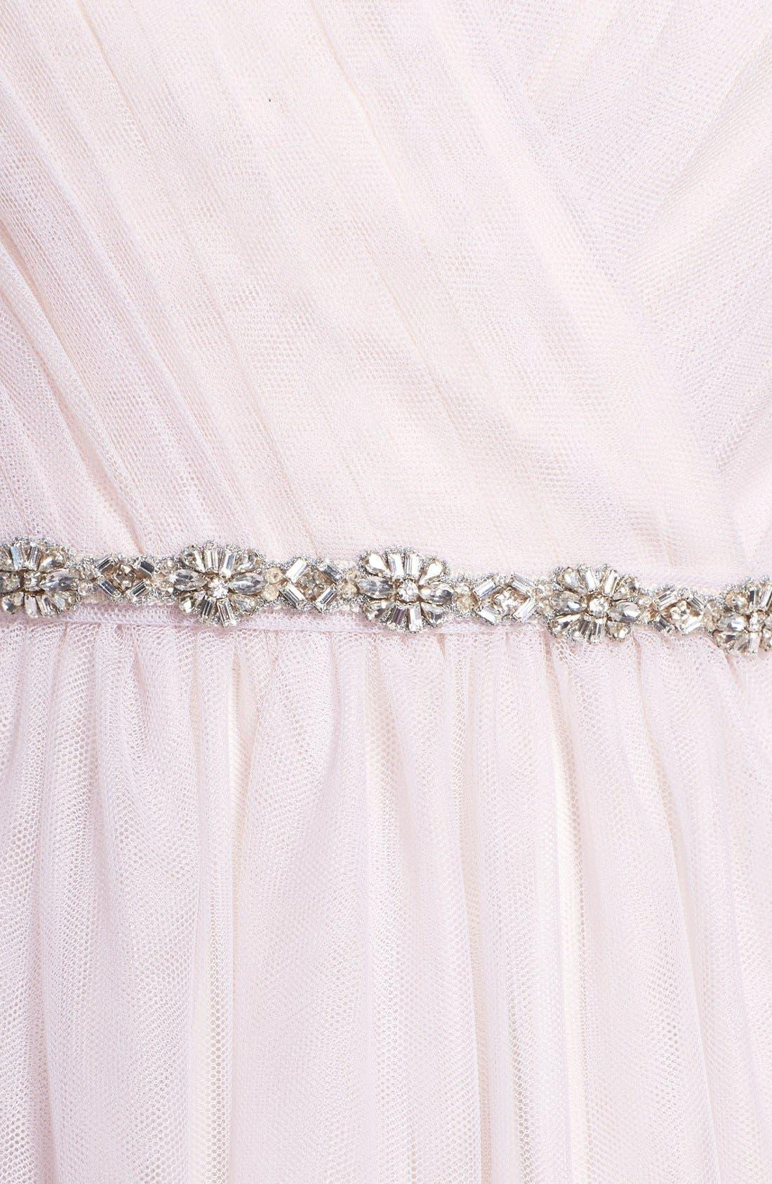 Crystal Belt,                             Alternate thumbnail 2, color,                             Blush