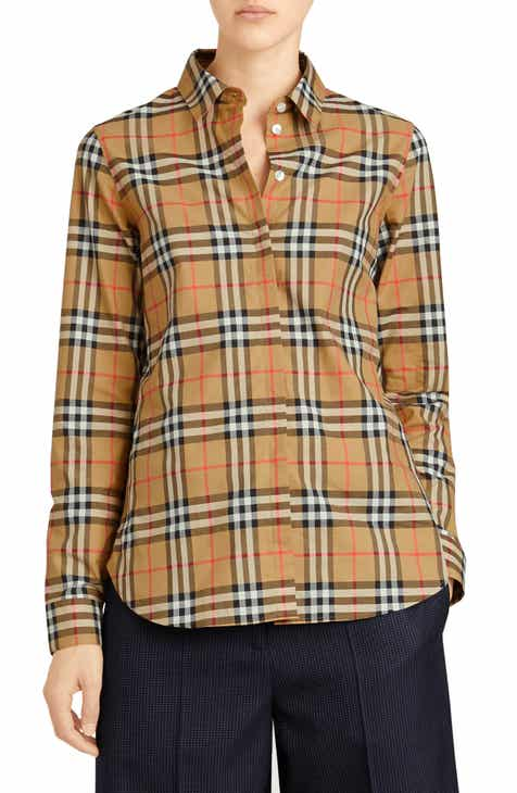 1d24341192 Burberry Crow Vintage Check Shirt