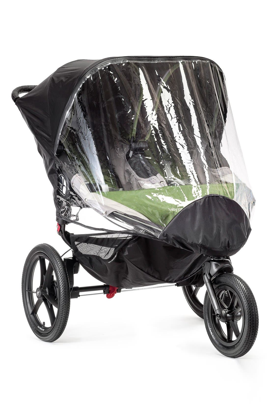 Main Image - Baby Jogger Summit X3 Double Weather Shield
