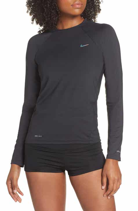 6596999b Nike Long Sleeve Hydroguard Shirt