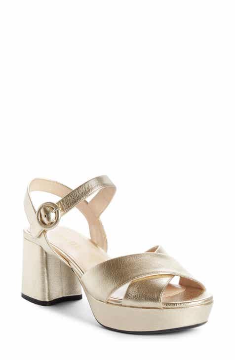 e337d019a58c Prada Quarter Strap Platform Sandal (Women) (Nordstrom Exclusive)