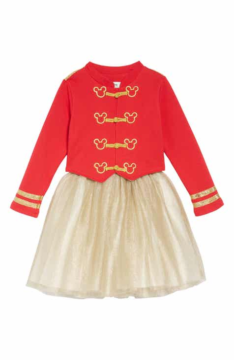 pippa julie x disney mickey mouse majorette jacket tank dress set toddler girls little girls - Girl Christmas Dresses