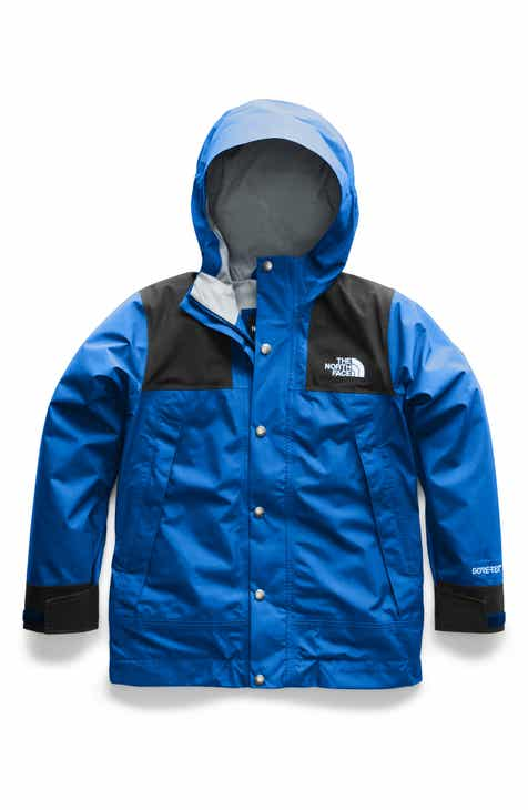 4628b2db3ff7 The North Face Mountain Gore-Tex® Waterproof Winter Jacket (Big Boys)
