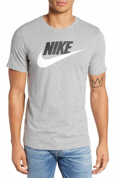 Mens Cog Emblem Short-Sleeve T-shirt DeepHeather 3X