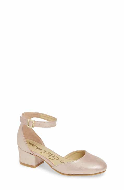 c631999f04dba3 Sam Edelman Evelyn Sue Ankle Strap Shoe (Toddler