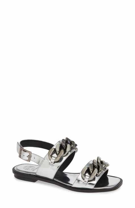 1f4835f8ae6 Women s Metallic Slingback Sandals