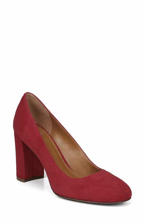 eaee31cad59 SARTO by Franco Sarto Aziza Block Heel Pump (Women)