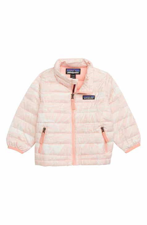 35774f989 Patagonia Down Sweater Jacket (Baby Girls)