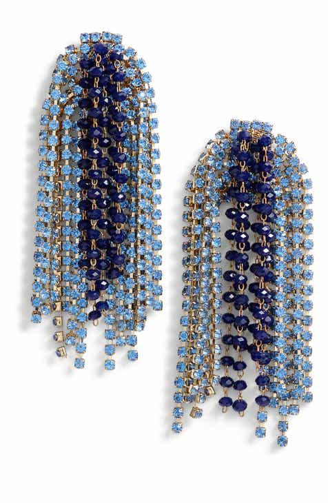 Serefina Crystal Statement Earrings