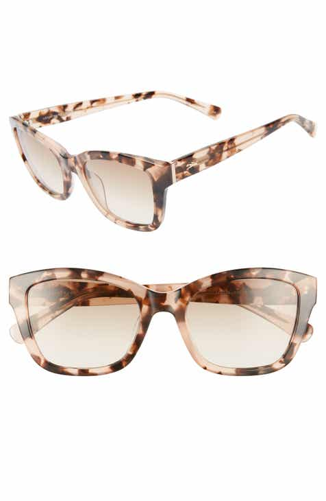ef460e5297 Longchamp Heritage 53mm Square Sunglasses