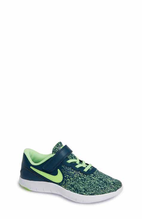 Nike Flex Contact Running Shoe (Baby ab1eb01b4