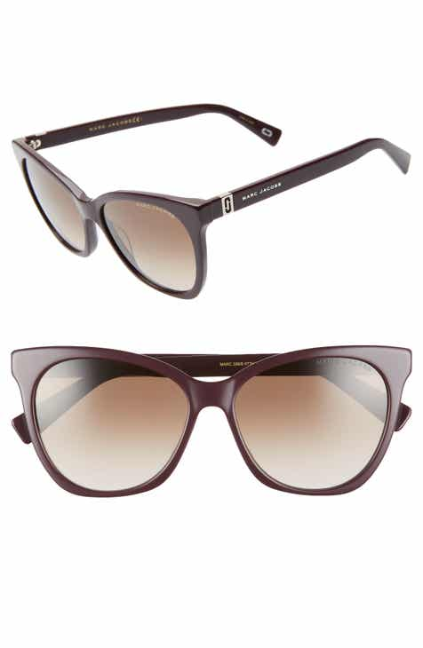 0453bb8e568 Women s MARC JACOBS Cat-Eye Sunglasses