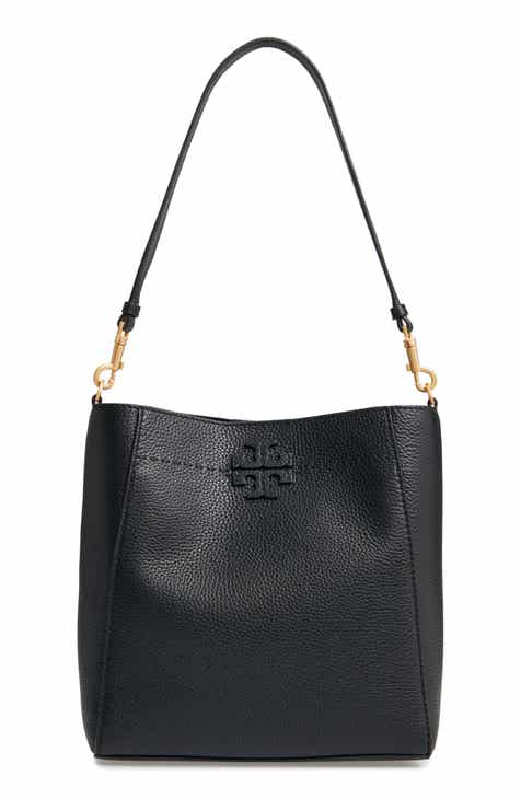 d1966dcda316 Tory Burch McGraw Leather Hobo