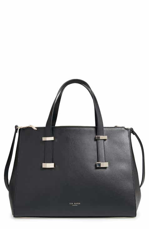 Ted Baker London Large Leather Tote