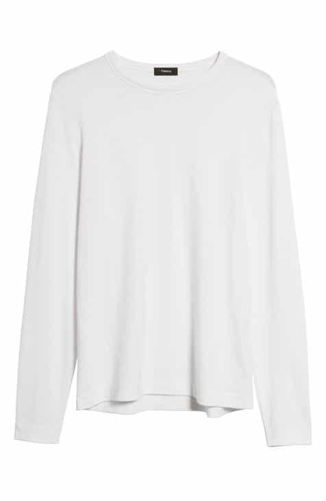 553d481f4 Theory Gaskell Slim Fit Long Sleeve T-Shirt