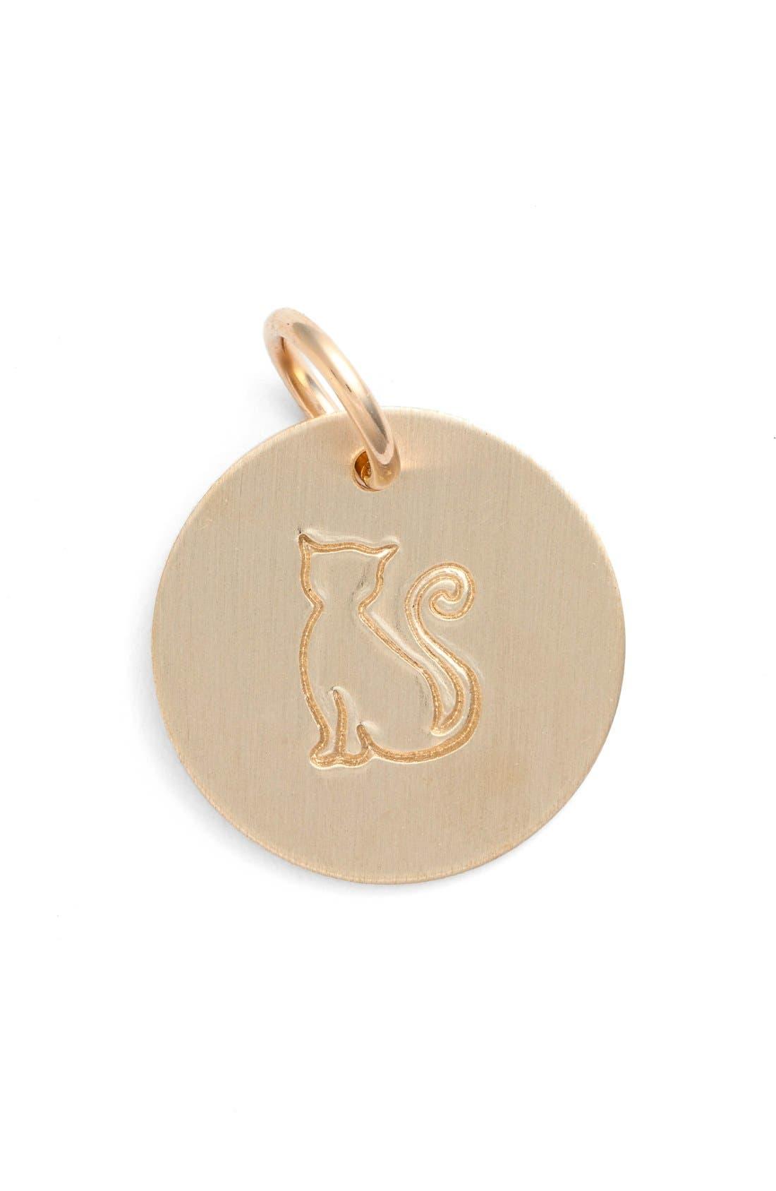 Nashelle Cat Stamp Charm