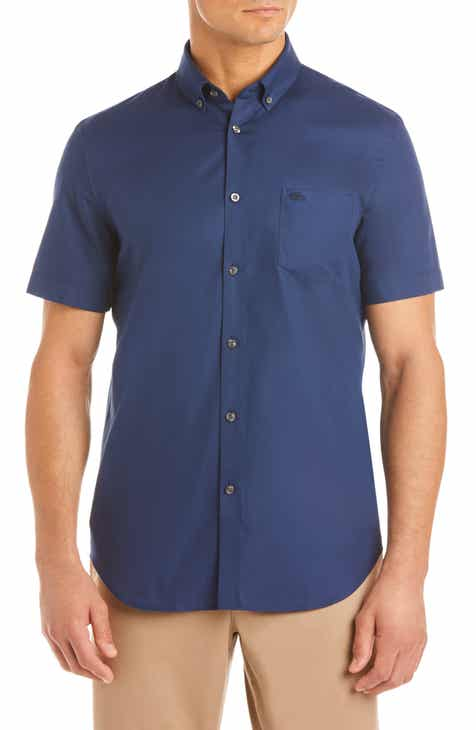 Lacoste Regular Fit Piqué Sport Shirt 1bb685b4d