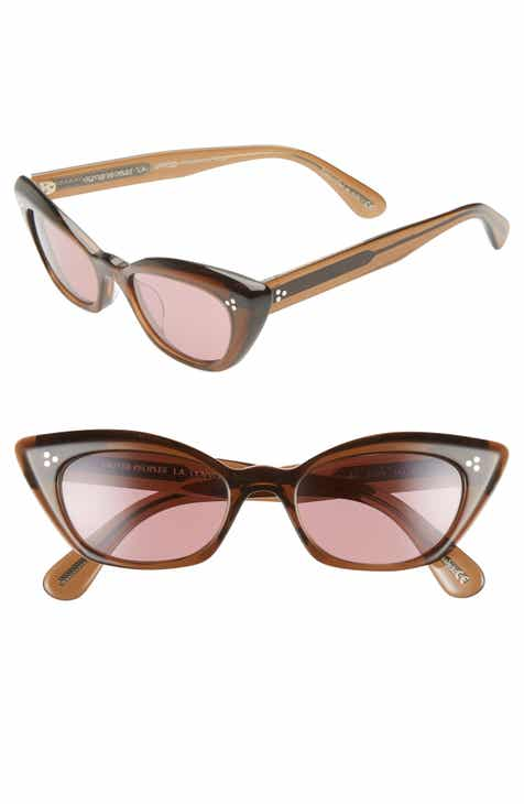 5810de0e03f Oliver Peoples Lelaina 51mm Photochromic Cat Eye Sunglasses