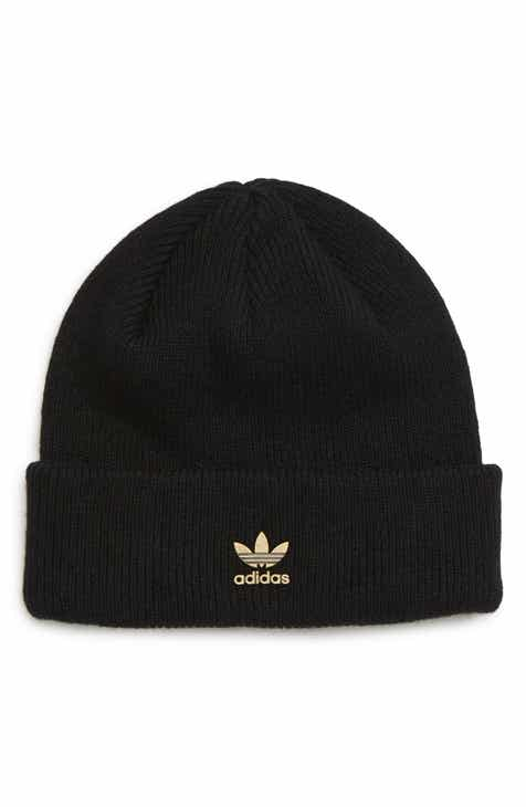 adidas Originals Metal Trefoil Beanie 9be28fbfccf9