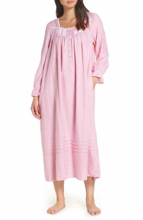 Eileen West Flannel Nightgown b69e9dd1a