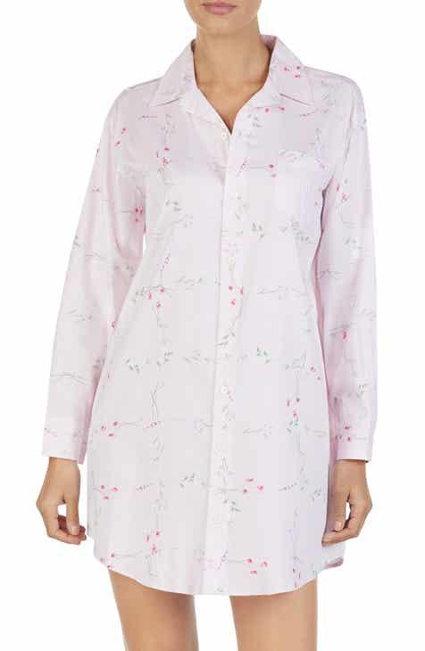 6fd238ad5f3cf9 Lauren Ralph Lauren His Floral Print Sleep Shirt