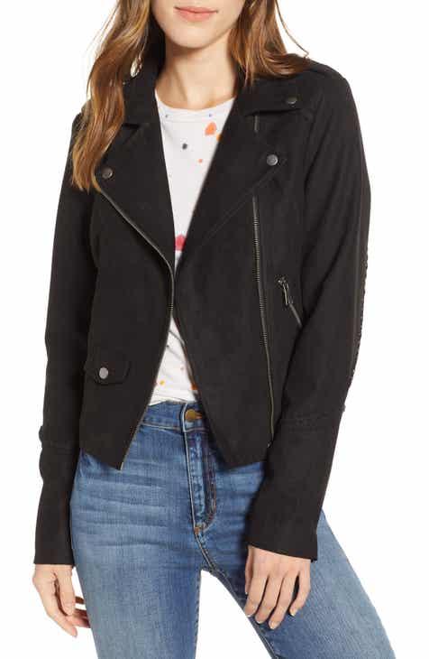 Women S Suede Coats Amp Jackets Nordstrom