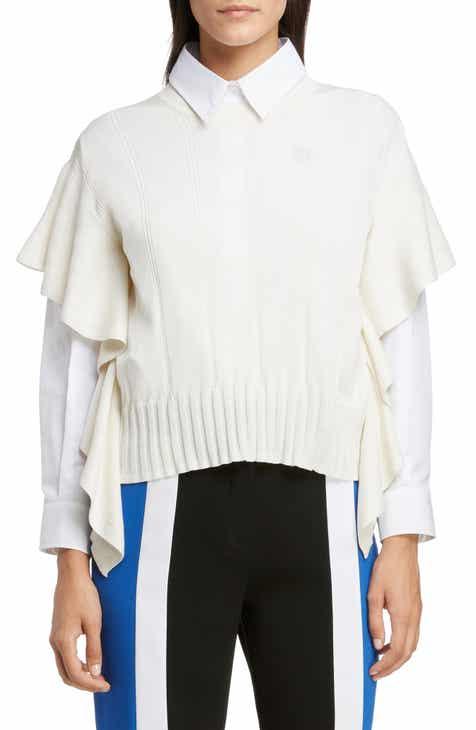 8b4414c1370716 KENZO Silk   Cotton Top