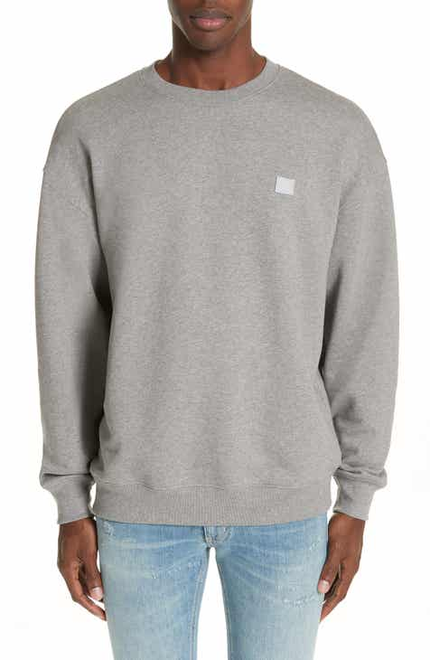 Acne Studios Forba Face Sweatshirt 2012daa8c56