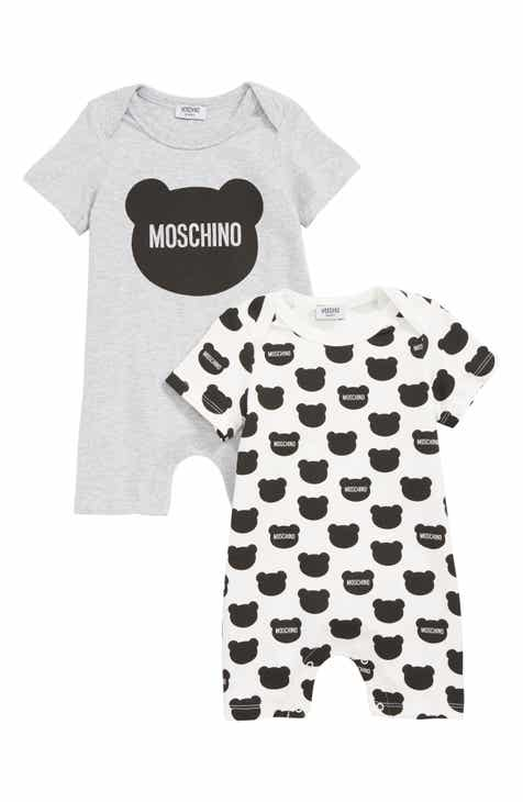f78e6c6b1840 Moschino Set of 2 Print Rompers (Baby)