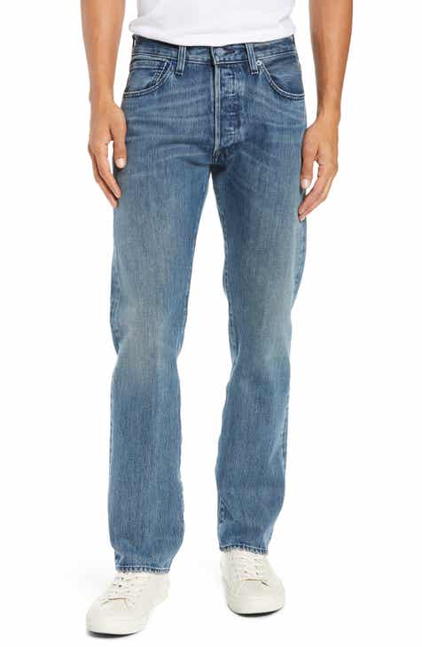 e2437fb4f1d2 Levi s® 501® Slim Fit Jeans (Tissue)