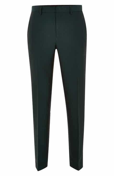 Topman Banbury Slim Fit Suit Trousers