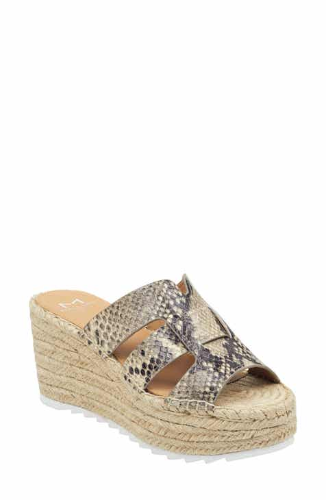 2b80a6444b52c Marc Fisher LTD Robbyn Espadrille Wedge Sandal (Women)