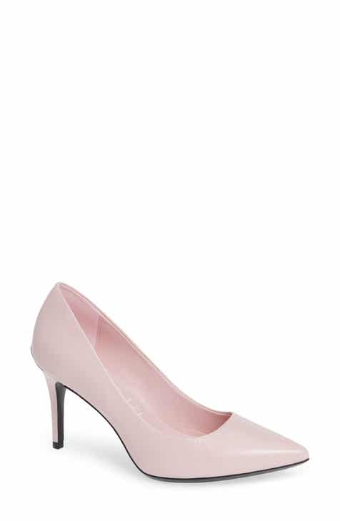 36bfdf21e0 Calvin Klein  Gayle  Pointy Toe Pump (Women)