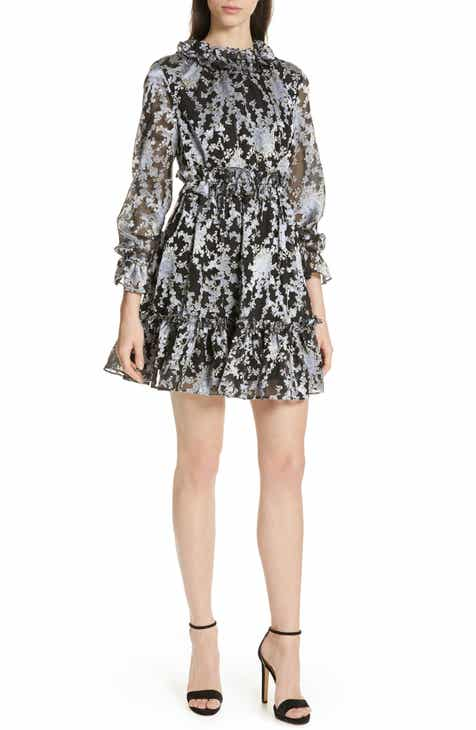 ac39575a6a Ted Baker London Florae Ruffle Skater Dress