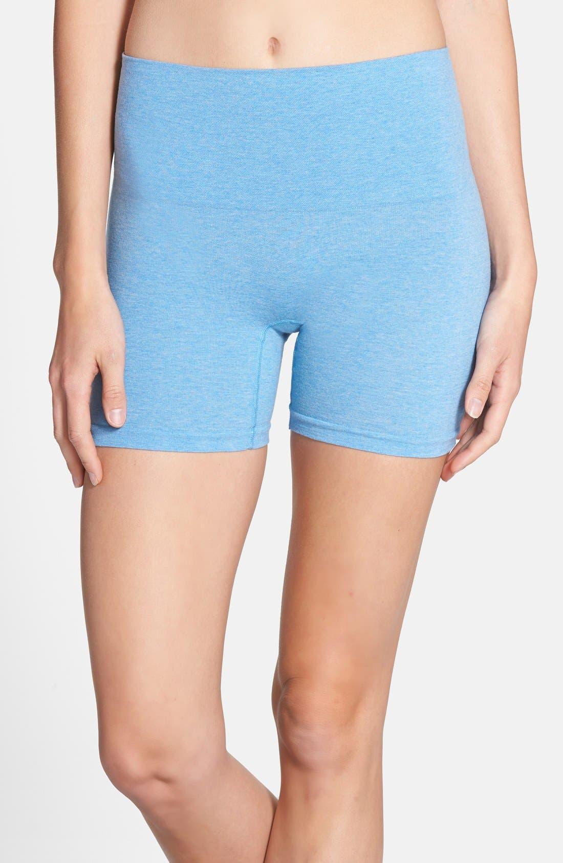 Main Image - Yummie 'Tina' Shaping Shorts (2 for $30)