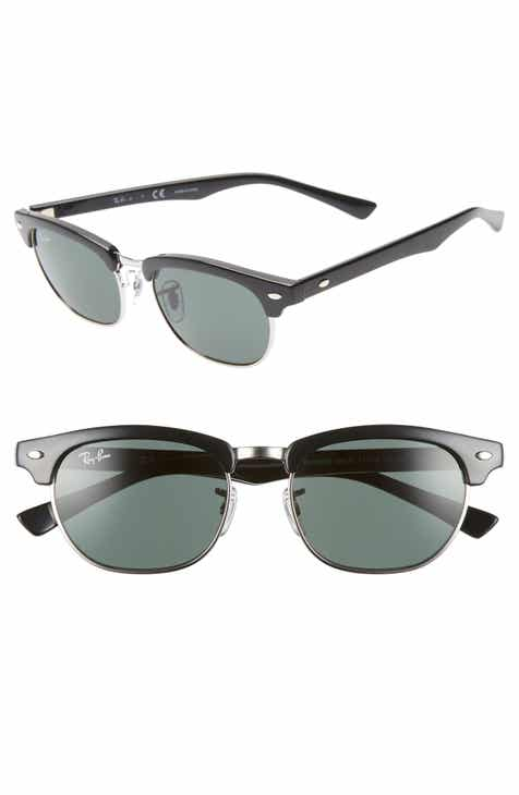 aecf45d030 Ray-Ban Junior Clubmaster 47mm Sunglasses (Kids)