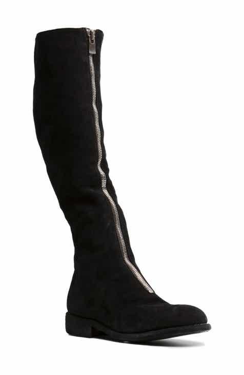 4b1d90fd95a Guidi Front Zip Tall Boot (Women)
